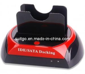 """2.5""""/3.5"""" SATA&IDE HDD Docking Station (SG-875D)"""