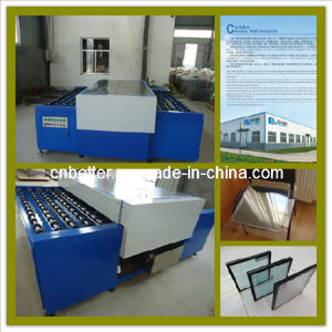 (BX1600) Washing Glass Machinery/ Double Glass Cleaning and Drying Machine/ Double Glazed Glass Cleaning Drying Machine pictures & photos