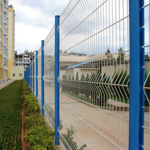Top Selling Safety Powder Coating Fence pictures & photos