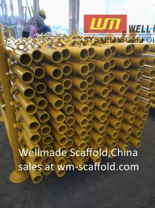 "9′9"" Kwikstage Scaffolding Standard Construction Access Solution Equipment pictures & photos"