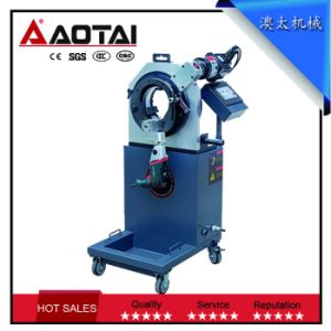 Wenzhou Automatic Electric Orbital Pipe Cold Cutting and Beveling Machine Osk-170 pictures & photos