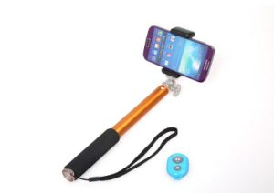 Wireless Monopod Rk906 Selfie Stick with Bluetooth Remote Shutter (OM-RK906) pictures & photos