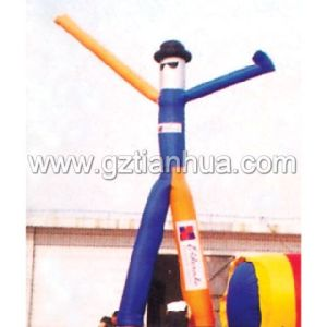 Inflatable Air Dancer/Sky Dancer (IN-271), Castle, Slide
