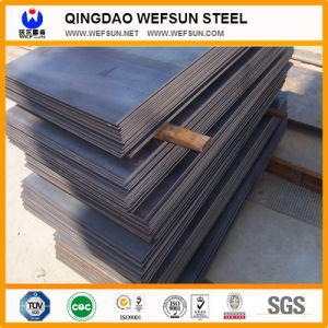 Black Surface Hot Rolled Steel Sheet pictures & photos
