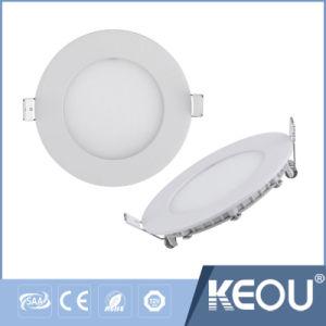 Saso IEC Ce RoHS 24W Cold White Panel LED Light Paneles LED pictures & photos