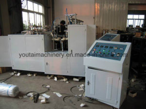 Fully Automatic Ultrasonic Separate Panel Paper Cup Machine pictures & photos