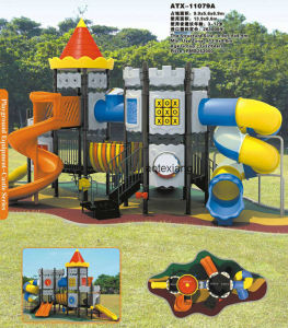 Outdoor Playground- Castle Series (ATX-11079A)