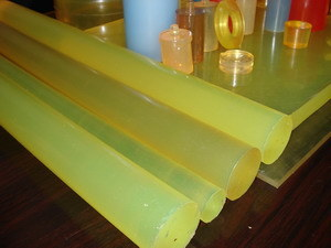 Polyurethane Rod, PU Rod, Plastic Rod (3A2002) pictures & photos