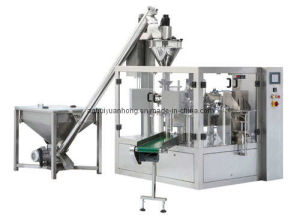 Powder Measuring and Packing Equipment / Bag Given Packaging Machine (Mr6/8-200f) pictures & photos