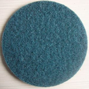 Non-Woven Abrasive Disc for Steel