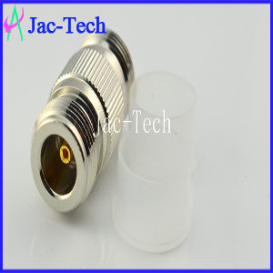 N Female to Female Double Female RF Coaxial Connector