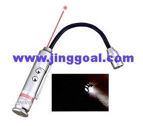 Laser Pointer Flashlight (JE554) pictures & photos