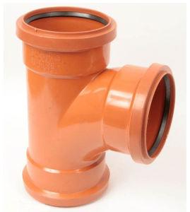 PVC 87.5 Deg Equal Junction with Triple Socket