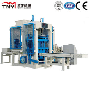 Qt10-15 Automatic Brick Making Machine Most Popolar in India with Best Quality pictures & photos