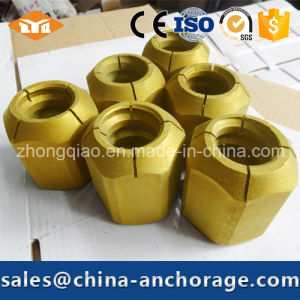Prestressed Anchoring System Thread Rebar Nut and Coupler pictures & photos