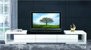 New Modern Gloss Good Quality MDF Wood TV Stand pictures & photos