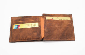 Classical Business PU Leather Men Wallet Mwt12-2 pictures & photos