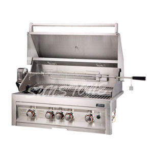 304 Gas Grill Gas BBQ (SUN4B-IR)
