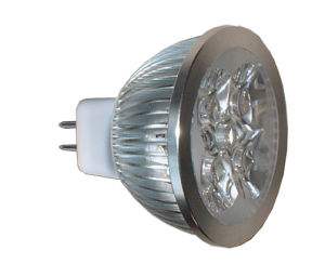 MR16 4W LED Bulb with CE (GN-HP-CW1W4-MR16) pictures & photos