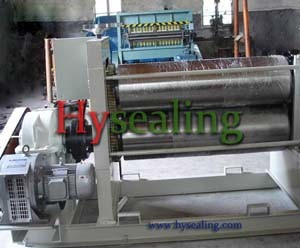Complex Sheet Calender Machine From Hysealing Hy-Gsc pictures & photos