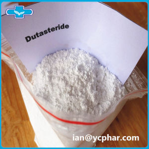 Hot Selling Raw Powder Dutasteride for Hair Loss