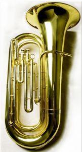 Tuba (piston) 3-Key
