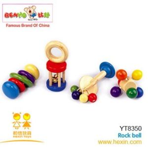 Wooden Toys-Rock Bell (YT8350)