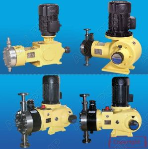JYM Hydraulic Diaphragm Metering Pump pictures & photos