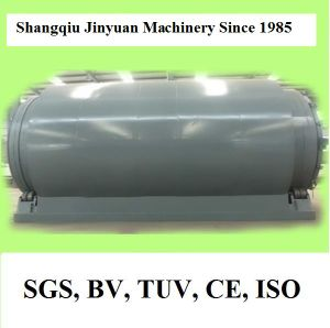 Small Capacity Tire Pyrolysis Plants with CE ISO (XY-7) pictures & photos