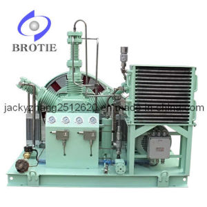 Brotie Totally Oil-Free CO2 Booster Compressor pictures & photos