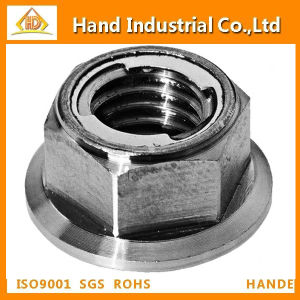 DIN6926 Hexagon Nut with Flange Self-Locking pictures & photos