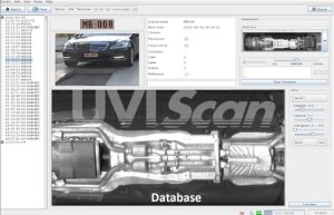 Under Vehicle Survelliance Scanning Inspection System for Bomb Inspection pictures & photos