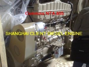 Cummins Nta855 Diesel Engine for Marine Propulsion pictures & photos
