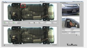 Manufacture Fixed Under Vehicle Surveillance System for Security pictures & photos