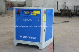 Stationary Screw Type Air Compressor pictures & photos