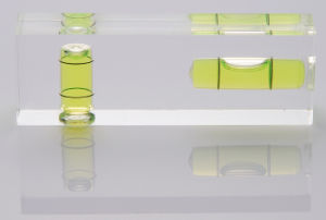 3 Inch Electrician Acrylic Spirit Level (700303) pictures & photos
