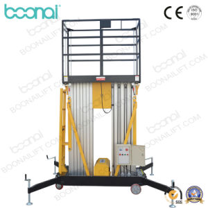 Movable Hydraulic Aerial Work Platform (Max Height 10m) pictures & photos