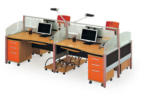 Modular Office Furniture of Staff Desk (OD-62) pictures & photos