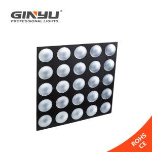 LED Effect Lights 5X5 RGB LED Matrix Light for DJ Equipment