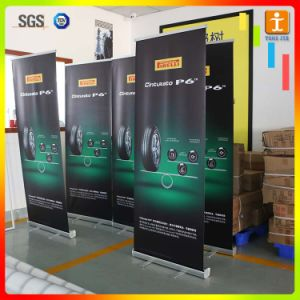 Exhibition Display Retractable Banner Stand pictures & photos