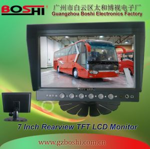 7inch Car Stand Alone Monitor - CE, FCC, RoHS Approved (SF-7005M)