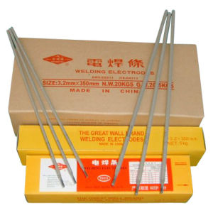 Carbon Steel Welding Electrodes AWS E6011 pictures & photos