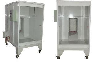 Manual Powder Coating Equipment for Small Working pictures & photos