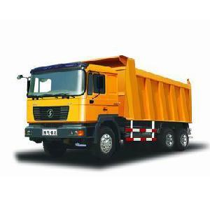 6X4 Heavy Duty Shacman Tipper Truck