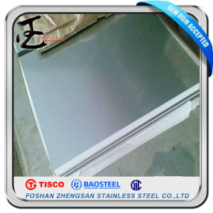 201 Mirror Stainless Steel Sheet pictures & photos