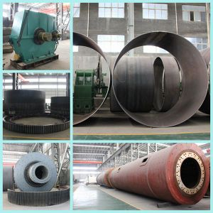 2016 China Henan Yuhong ISO9001 Approved Cement Ball Mill/Clinker Grinding Ball Mill/Dry Ball Mill Sale Home and Aboad pictures & photos