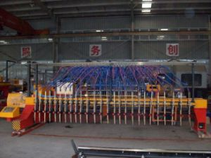 CNC Strip Cutting Machine, Flame Strip Cutting Machine pictures & photos