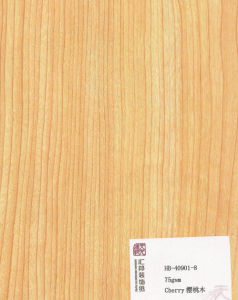 Cherry Laminated Flooring Paper (HB-40901-8)
