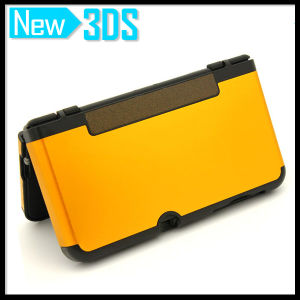 Plastic Metal Skin Cover Case for Nintendo New 3ds N3ds pictures & photos