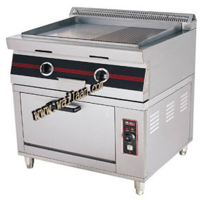 Electric Griddle with Electric Oven (WBJ7-8)